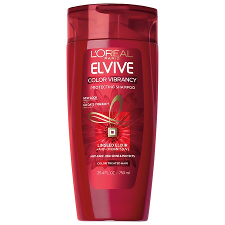 L'Oreal Paris Elvive Color Vibrancy Protecting Shampoo - 25.4 fl oz
