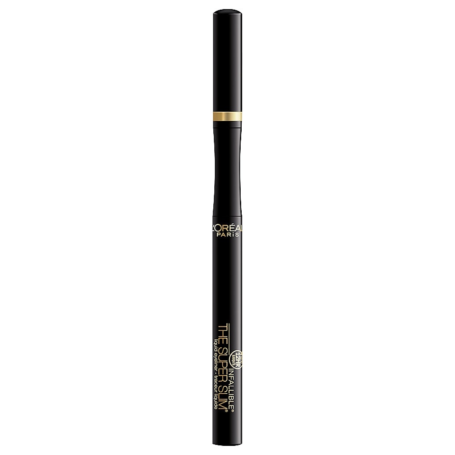 4bf3c73303c L'Oreal Paris Infallible Super Slim Liquid Eyeliner, Black | Walgreens