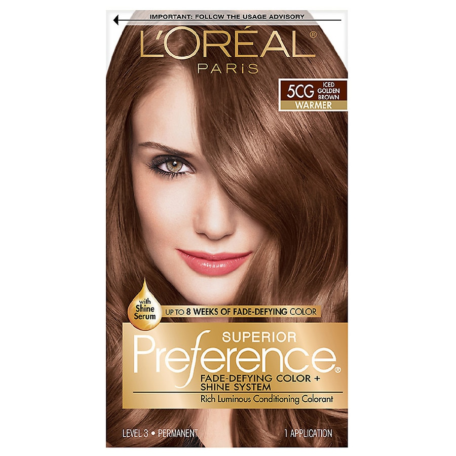 L Oreal Paris Superior Preference Superior Preference Permanent Hair