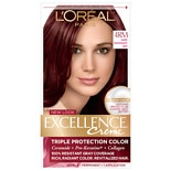 L'Oreal Paris Excellence Creme Permanent Hair Color Dark Mahogany Red (4RM)