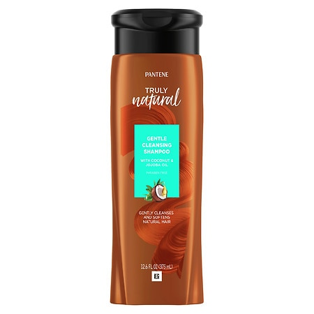 Pantene Pro-V Truly Natural Hair Moisturizing Shampoo - 12.6 oz.