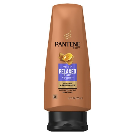 Pantene Pro-V Truly Relaxed Hair Moisturizing Conditioner - 12 oz.