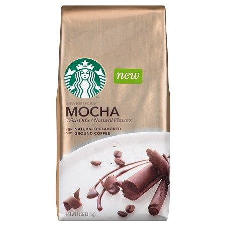 Starbucks Ground Coffee Mocha - 11 oz.