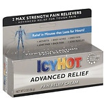 Icy Hot Advanced Pain Relief Cream