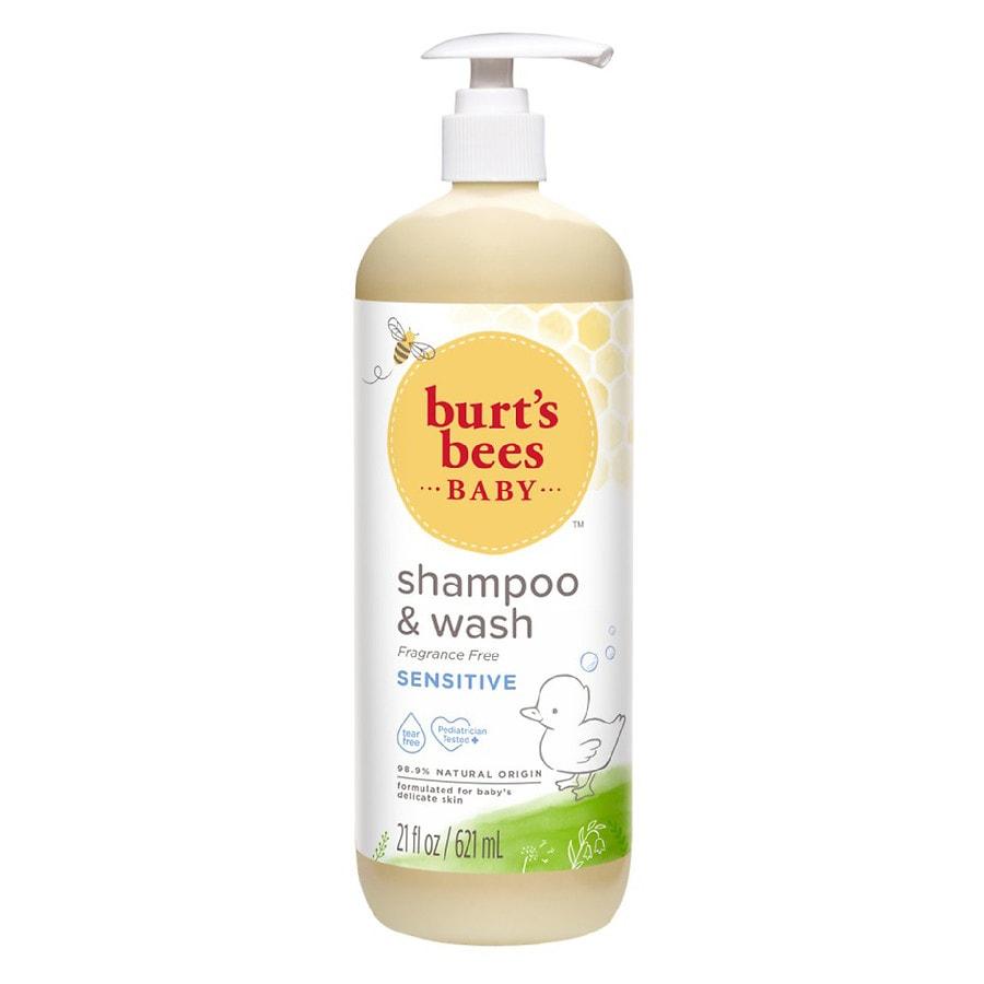 11347e7cf Burt s Bees Baby Bee Shampoo   Wash Fragrance Free