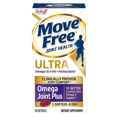 Schiff Move Free Ultra Omega, Softgels -
