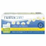 Natracare Organic All-Cotton Tampons with Applicator
