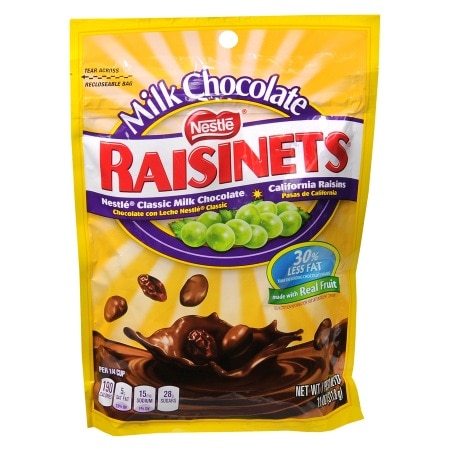 Nestle Milk Chocolate Raisinets
