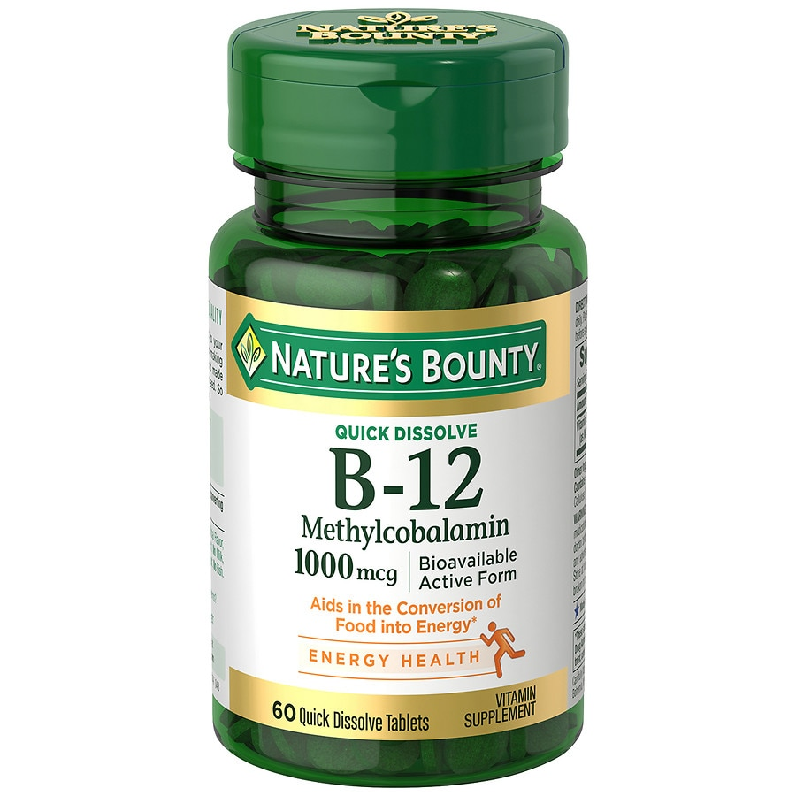 B12 vitamin methylcobalamin
