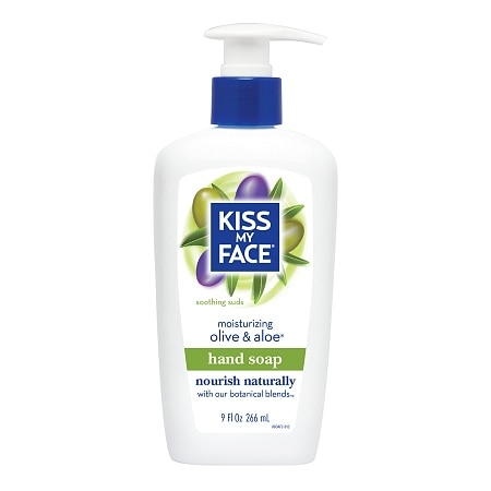 Kiss My Face Hand Soap Olive & Aloe