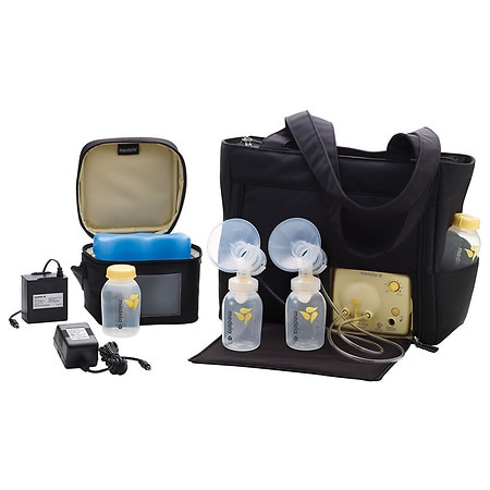 Medela Advanced Breastpump On-the-Go Tote + Free Accessories Kit ($40 value)