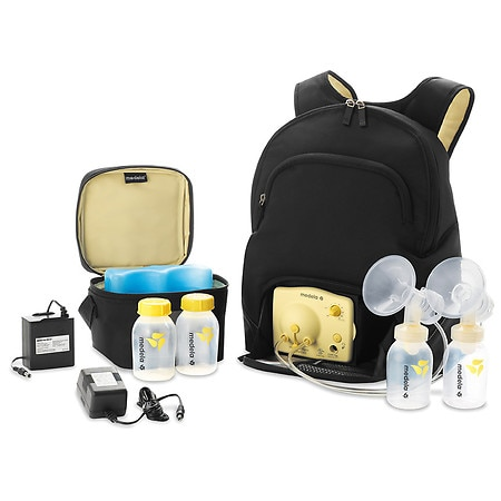 Image of Medela Advanced Breastpump Backpack + Free Accessories Kit ($40 value) - 1 ea