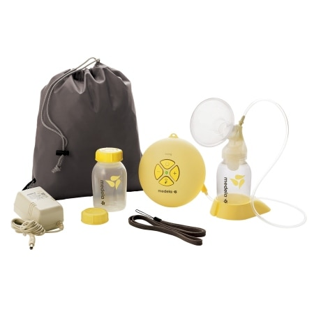 Medela Swing Breastpump + Free Accessory Kit ($40 value) - 1 ea