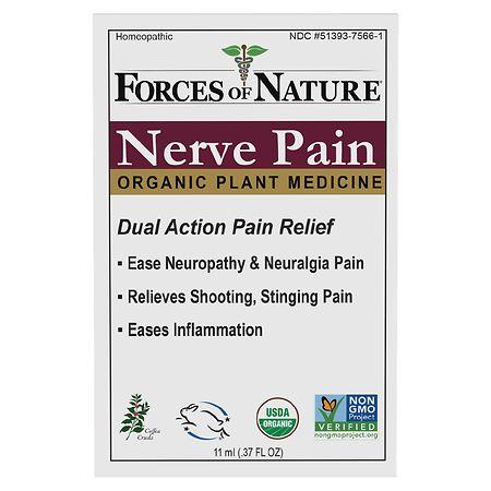 Forces of Nature Nerve Pain Management - 0.37 fl oz