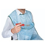 Essential Medical Clothing Protector with Crumb Catcher