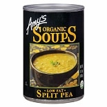 Amy's Organic Soup, Low Fat Split Pea