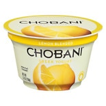 Chobani Non-Fat Greek Yogurt Lemon