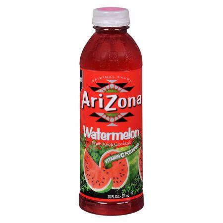Arizona Fruit Juice Cocktail Watermelon - 20 oz.