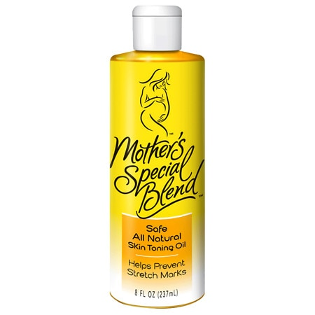 Mother's Special Blend All Natural Skin Toning Oil - 8 fl oz