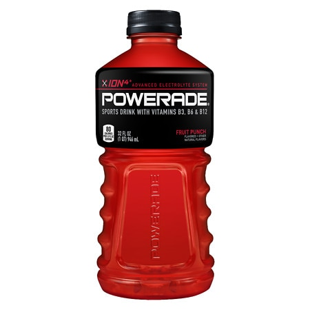 Powerade Sports Drink Fruit Punch