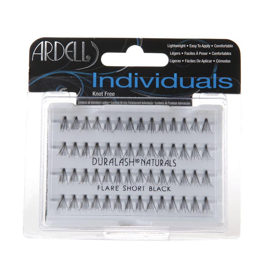 55e00c29c52 Ardell DuraLash Naturals Flare Short Black | Walgreens