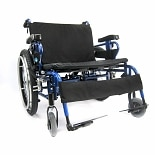 Karman 22in Seat Foldable Wheelchair