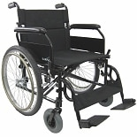 Karman 22in Seat Lightweight Heavy Duty Wheelchair