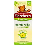 Fletcher's Laxative For Kids Liquid Herbal Supplement Classic Root Beer Taste