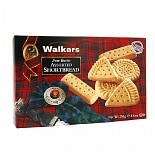 Walkers Shortbread Pure Butter Assorted Shortbread