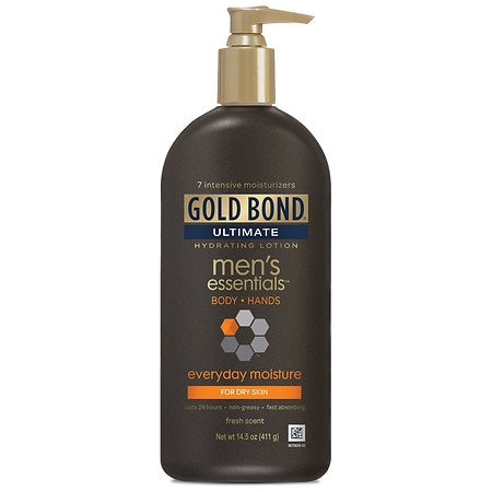 Gold Bond Ultimate Men's Essentials Everyday Hydrating Lotion