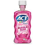 ACT Kids Anticavity Fluoride Rinse Bubblegum Blowout