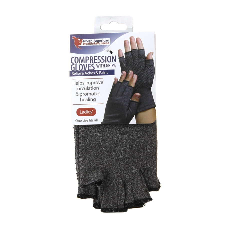 North American Healthcare Compression Gloves, Ladies