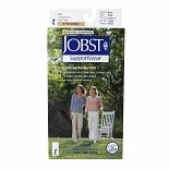 Jobst SupportWear SoSoft Mild Compression Socks, Knee High 8-15mmHg Black