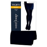 West Loop Control Top Shaping Tights L Black
