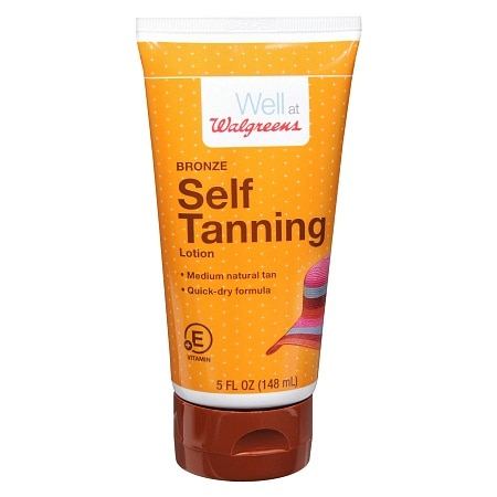 Walgreens Self Tanning Lotion - 5 fl oz