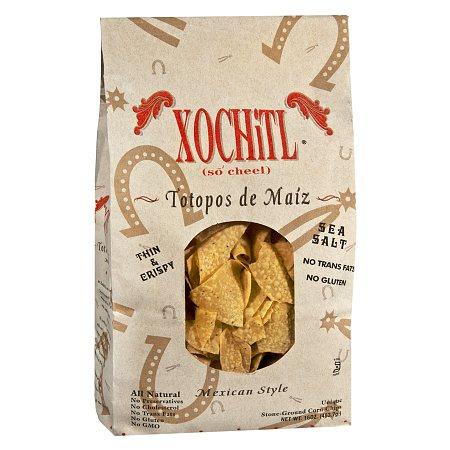 Xochitl Totopos de Maiz - 16 oz.