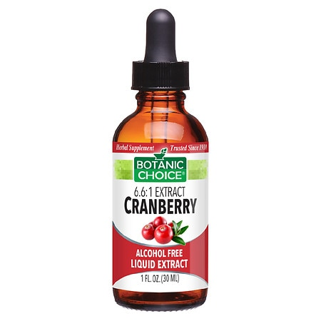Image of Botanic Health Cranberry AF Liquid Extract - 1 fl oz