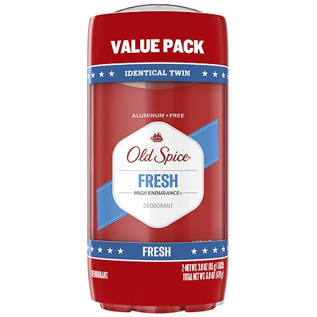 Old Spice High Endurance Deodorant 2 pk