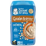 Gerber Oatmeal Cereal Single Grain