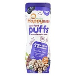 wag-Organic Puffs Finger Food for Babies Purple Carrot and Blueberry