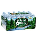 Poland Springs 100% Natural Spring Water