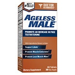New Vitality Ageless Male Dietary Supplement Tablets