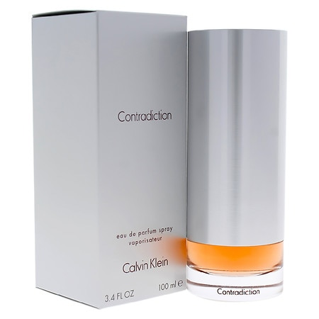 Calvin Klein Contradiction EDP Spray - 3.4 fl oz