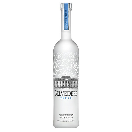 Belvedere Vodka - 750 ml