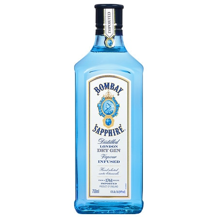 Bombay Sapphire Gin - 750 ml