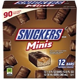 Snickers Minis Ice Cream Bars