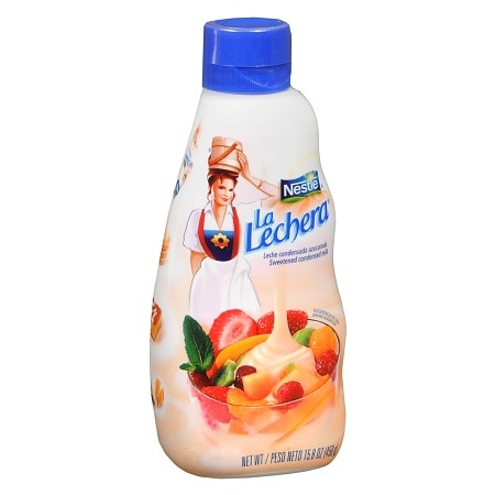 Nestle La Lechera Sweetened Condensed Milk