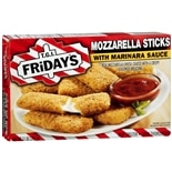 T.G.I. Friday's Mozzarella Sticks with Marinara