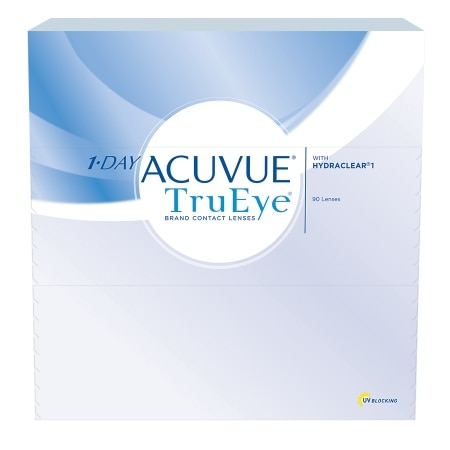 1-Day Acuvue TruEye A 90 pack