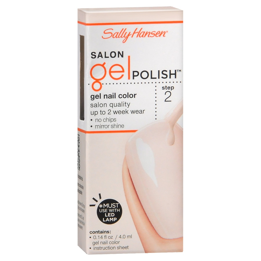 Sally Hansen Salon Gel Polish,Sheer Ecstasy | Walgreens